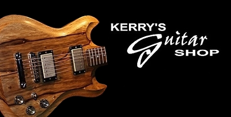 Kerry's Guitar Shop - Repair and Custom Built Guitars - DFW